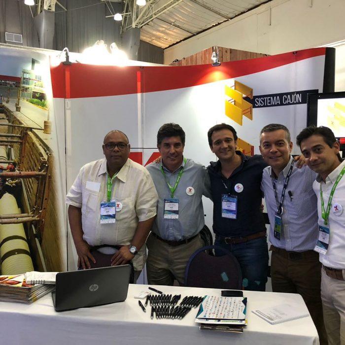Participación en el congreso de ACODAL en la ciudad de Cartagena - 2018